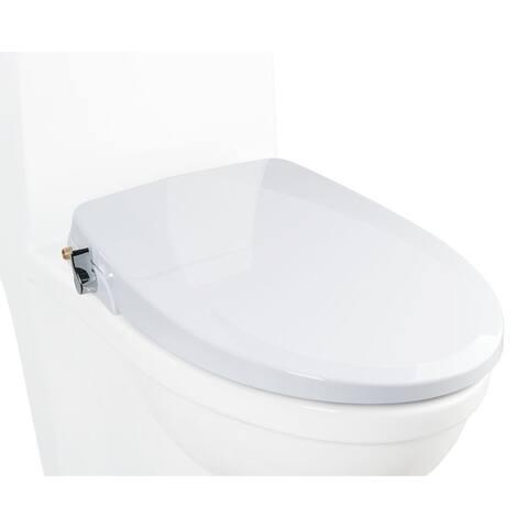 ALPHA BIDET ONE V2 Non-Electric Bidet Toilet Seat - Elongated