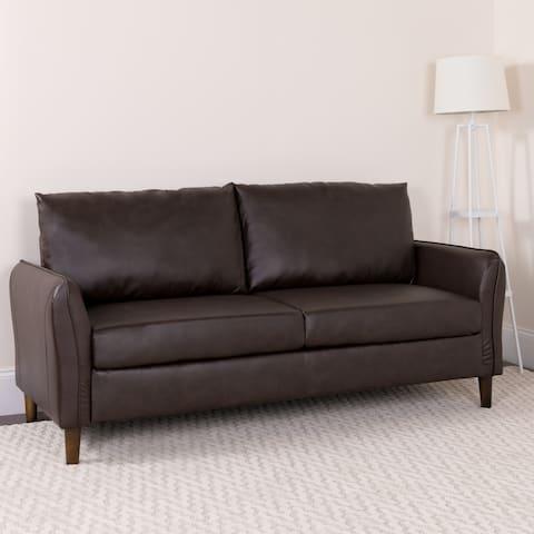 LeatherSoft Sofa