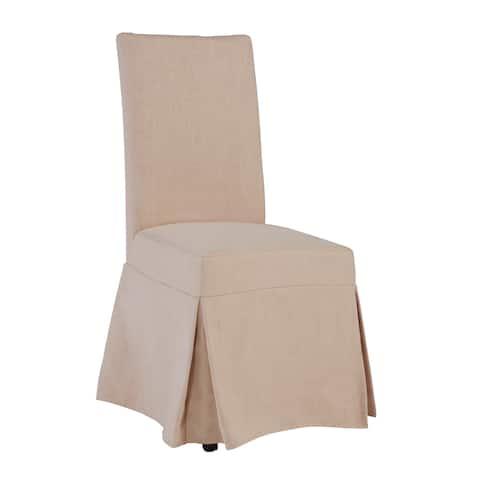 Charlotte Slipcover Chair