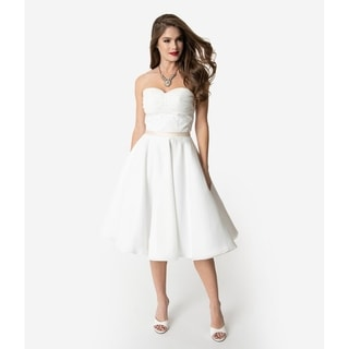 Unique Vintage x Dolly Couture Maryville Bridal Dress