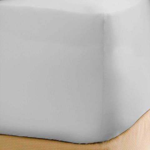 Clara Clark 21 Inch Extra Deep Pocket Fitted Sheet