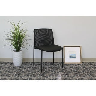 Link to Boss Mesh Guest Chair Similar Items in Office & Conference Room Chairs