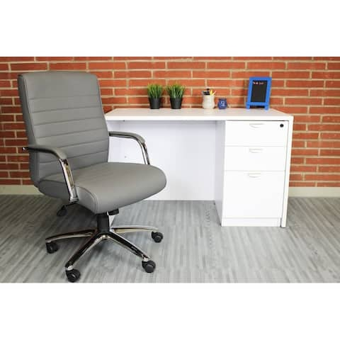 Boss Modern Executive Grey Conference Chair