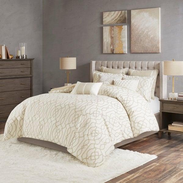 Madison Park Signature Clarity Neutral Comforter Set