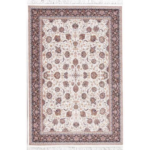 Copper Grove Johvi Heat-set Oriental Wool/ Acrylic Area Rug - 5' x 7'4