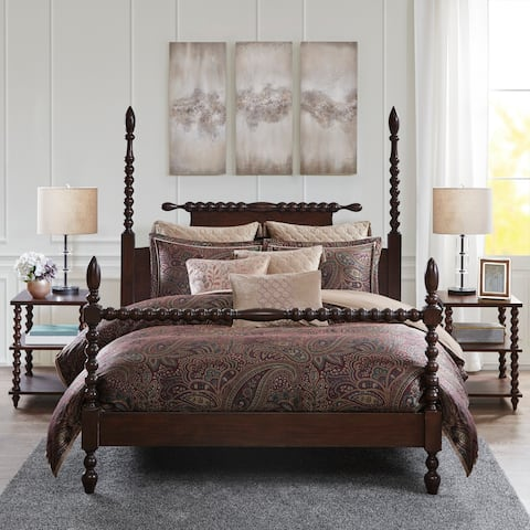 Madison Park Signature Zingaro Multi Comforter Set