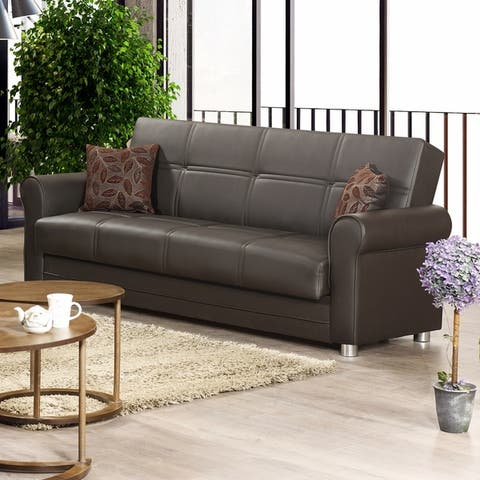 Buy Brown Sleeper Sofa Online At Overstock Our Best