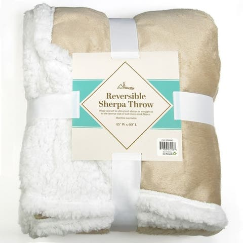 TrailWorthy Sherpa Blanket