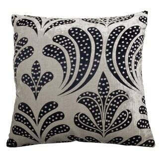 Liliy Velvet Feel Decorative Pillow