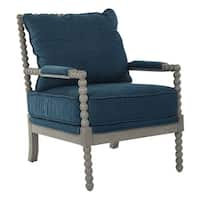 OSP Home Furnishings Abbot Chair