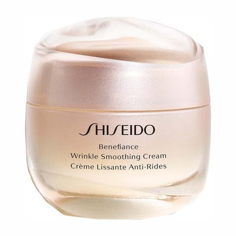 Shiseido Benefiance Wrinkle 1.8-ounce Smoothing Cream