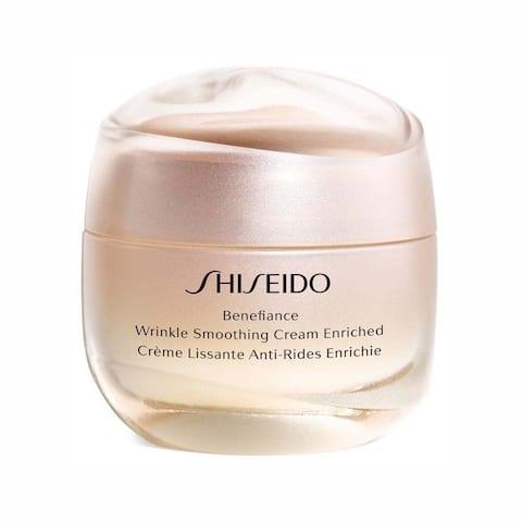 Shiseido Benefiance Wrinkle 1.7-ounce Smoothing Cream Enriched