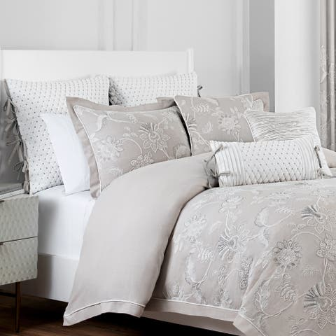 The Gray Barn Sleepy Hollow Embroidered Cotton 3-piece Comforter Set