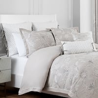 Croscill Penelope Embroidered Cotton 3 Piece Comforter Set