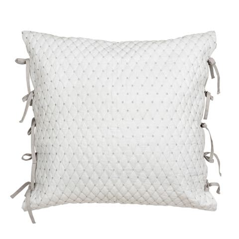 The Gray Barn Sleepy Hollow Quilted European Sham