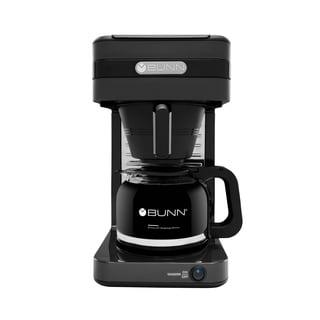 BUNN CSB2GD Speed Brew High Altitude Coffee Maker, 10 Cup, Black