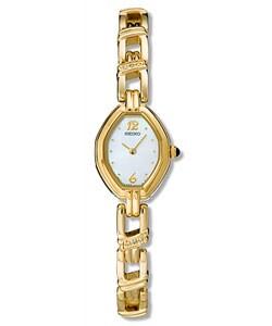 Seiko Delicate Jewelry Goldtone Quartz Watch