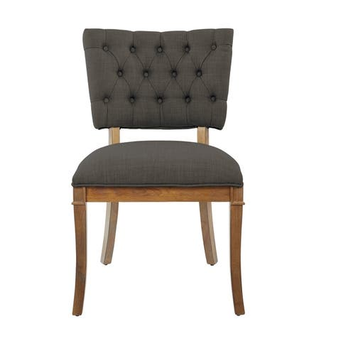 OSP Home Furnishings Emily Tufted Chair