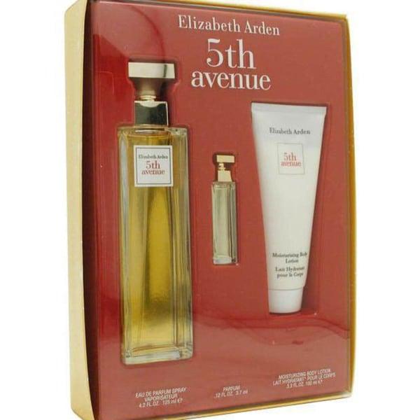 Fifth Avenue Women's Eau de Parfum Spray 3-piece Gift Set