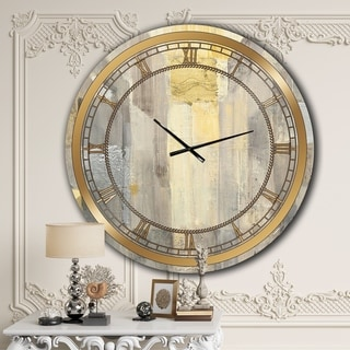 Buy Glam Clocks Online at Overstock | Our Best Decorative