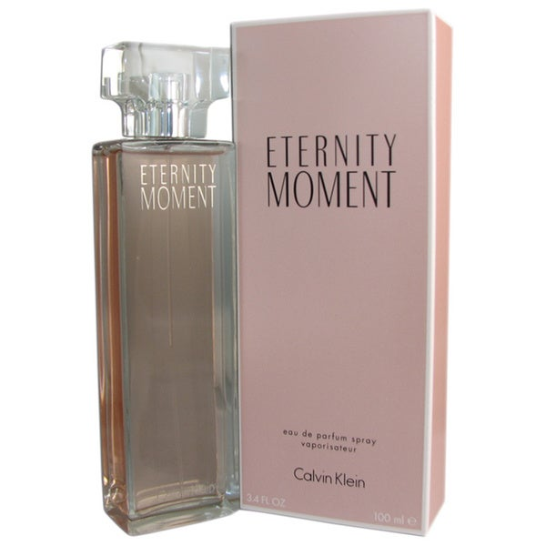 Shop Calvin Klein Eternity Moment Womens 34 Ounce Eau De Parfum