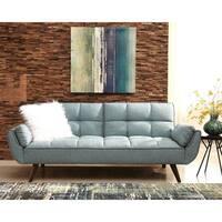 Modern Design Split Back Biscuit Tufted Sofa Bed