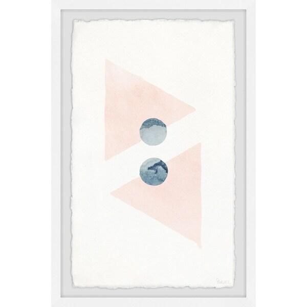 Handmade Arrowhead Framed Print
