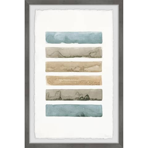 Handmade Mountain Collections Framed Print
