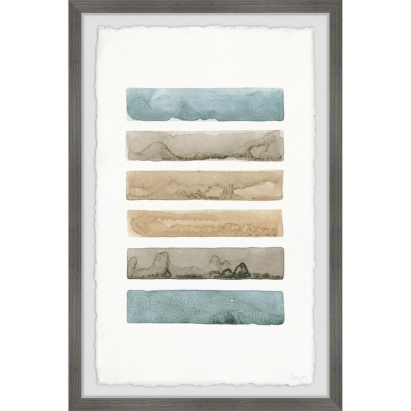 Handmade Mountain Collections Framed Print. Opens flyout.