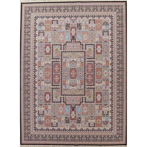 "Copper Grove Billund Turkish Oriental Wool/Acrylic Heat-Set Area Rug - 13'3"" x 9'10"""