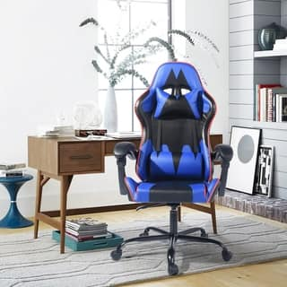 Porch & Den Underwood High-back Ergonomic Racer Style Gaming Chair