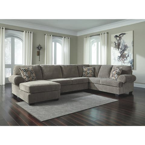 Buy Chaise Sectional Sofas Online at Overstock | Our Best ...