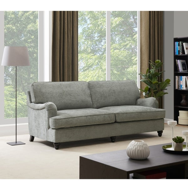 Shop Handy Living Sommers Modern Classic Sofa - Free ...