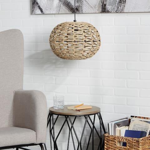 Geoffrey Weave Pendant Light