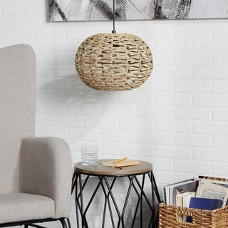 Link to Geoffrey Weave Pendant Light Similar Items in Pendant Lights
