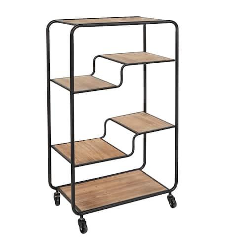 Franklin Multi-tiered Slim Table Cart