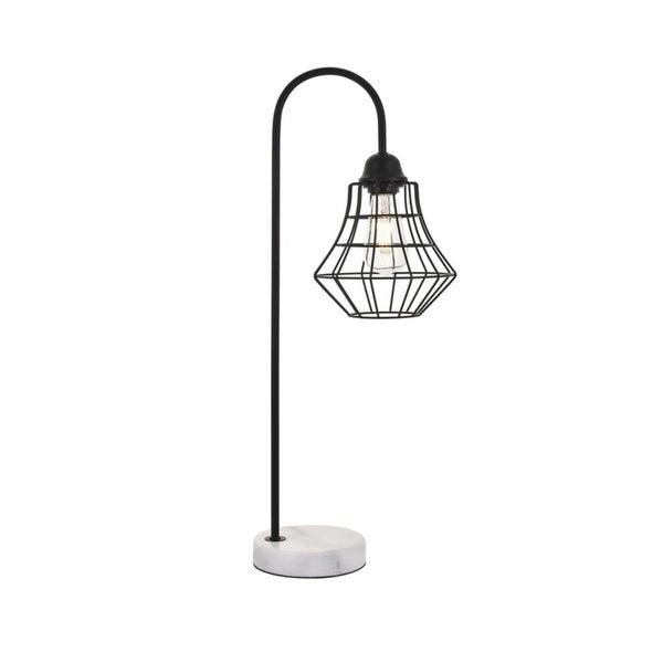 Natalie 1 light Black Table Lamp. Opens flyout.