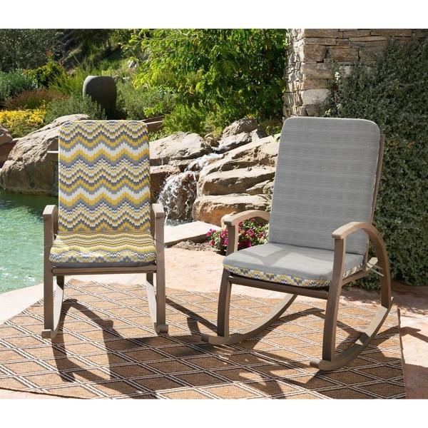 Coronado Patio High Back Chair Cushions Free Shipping Today 27814521