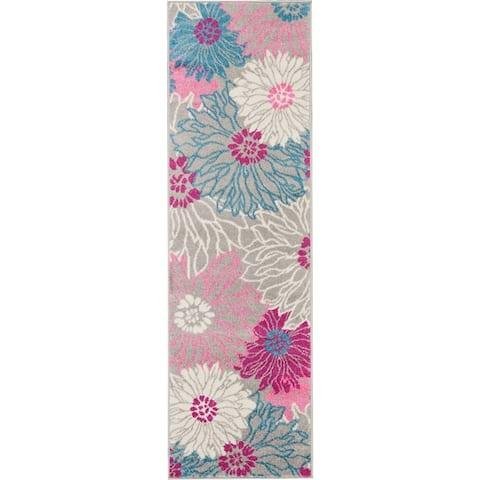 Nourison Passion Floral Area Rug