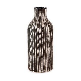 Woven Large Ceramic Vase