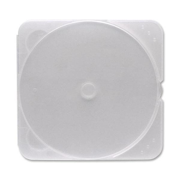 Verbatim CD/DVD Clear TRIMpak Cases - 200pk (bulk)
