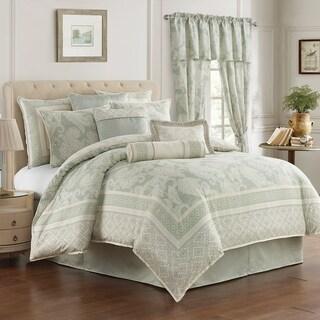 Geneve Jacobean Floral Comforter Set