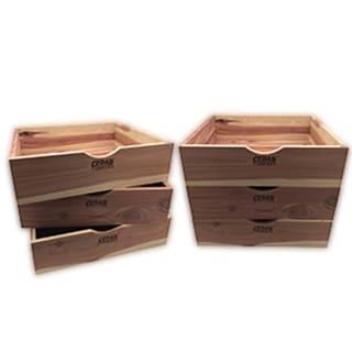 Aromatic Red Cedar Sweater Box (6 Pack)