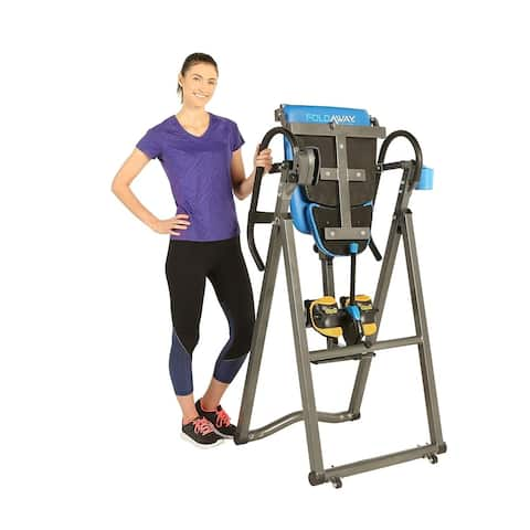 EXERPEUTIC 575SL FOLDAWAY Mobile Inversion Table