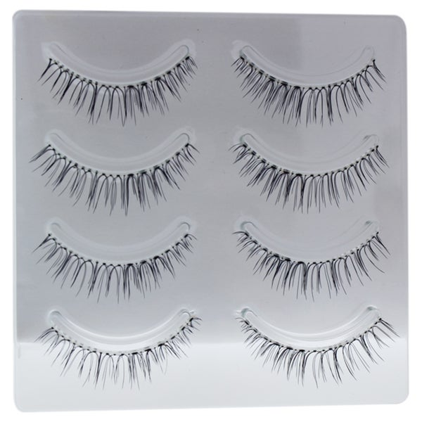 5956d32c48a Shop Miche Bloomin False Eyelashes 02 Pure Nude (4 Pair) - Free Shipping On  Orders Over $45 - Overstock - 27865073
