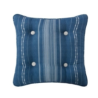 Porch & Den Korbel Striped Throw Pillow