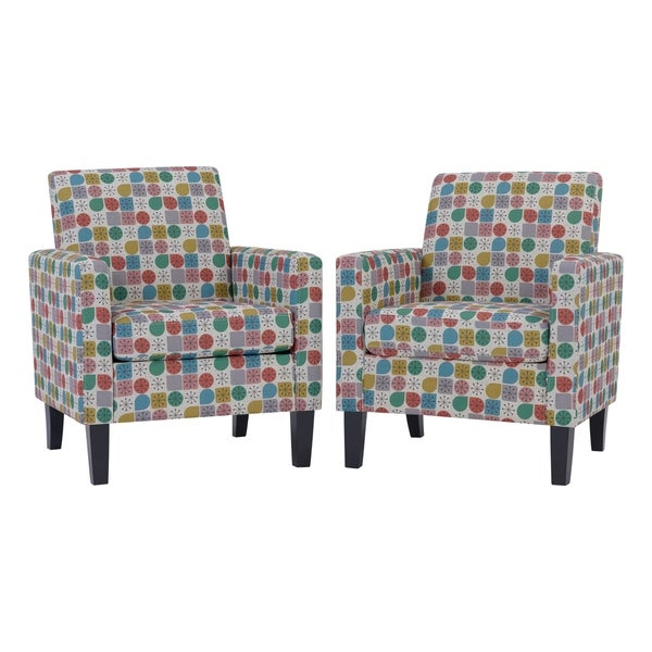 Enjoyable Pink Mid Century Modern Living Room Chairs Shop Online At Machost Co Dining Chair Design Ideas Machostcouk