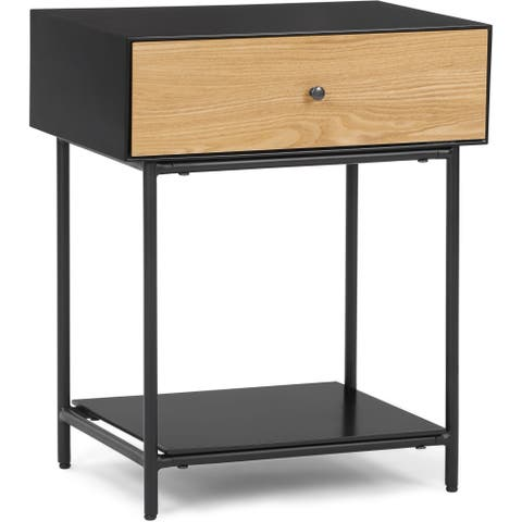 Finch Bedford Side Table, Black