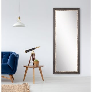 Coastal Living Wood Floor Mirror