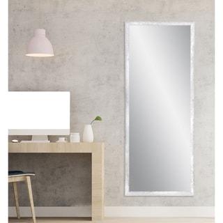 Rustic Comfort Wood 23-inch x 68-inch Floor Mirror